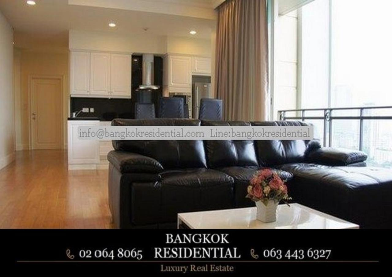 Bangkok Residential Agency's 2 Bed Condo For Rent in Asoke BR2755CD 11