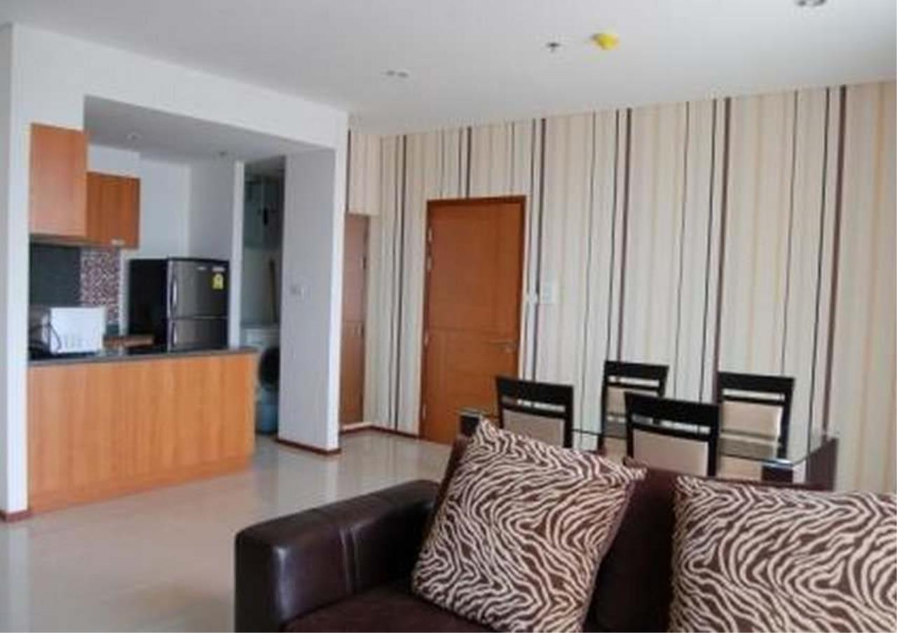 Bangkok Residential Agency's 3 Bed Condo For Rent Near Riverside BR2766CD 3