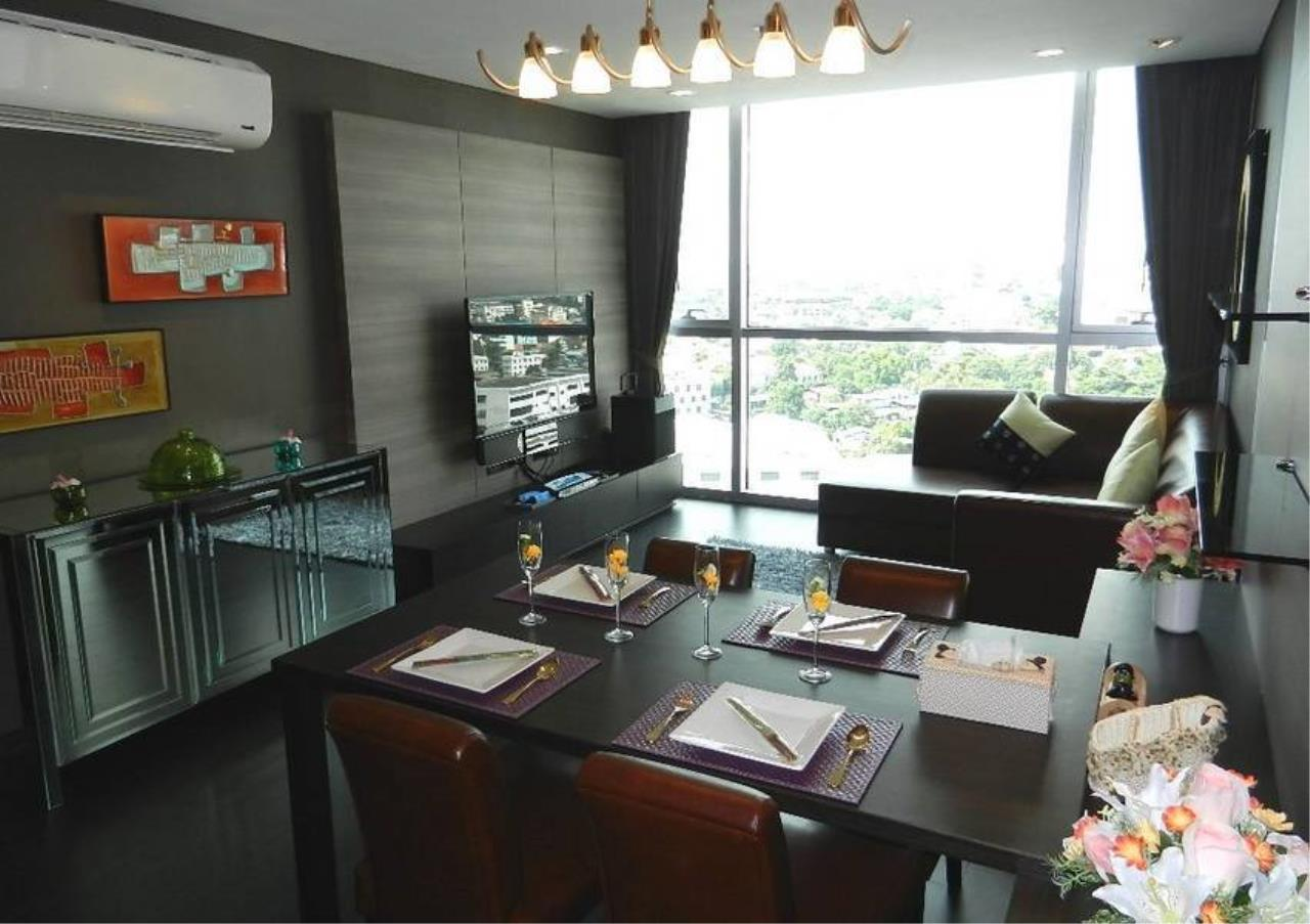 Bangkok Residential Agency's 2 Bed Condo For Rent in Phra Khanong BR2771CD 2