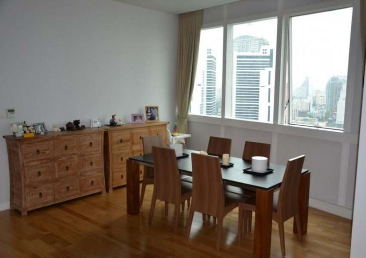 Bangkok Residential Agency's 3 Bed Condo For Rent in Asoke BR2774CD 3