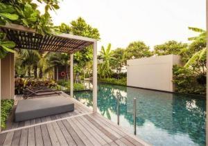 Bangkok Residential Agency's 2 Bed Condo For Rent Near Riverside BR2777CD 3