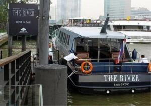 Bangkok Residential Agency's 2 Bed Condo For Rent Near Riverside BR2777CD 9