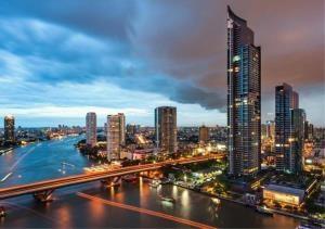 Bangkok Residential Agency's 2 Bed Condo For Rent Near Riverside BR2777CD 10