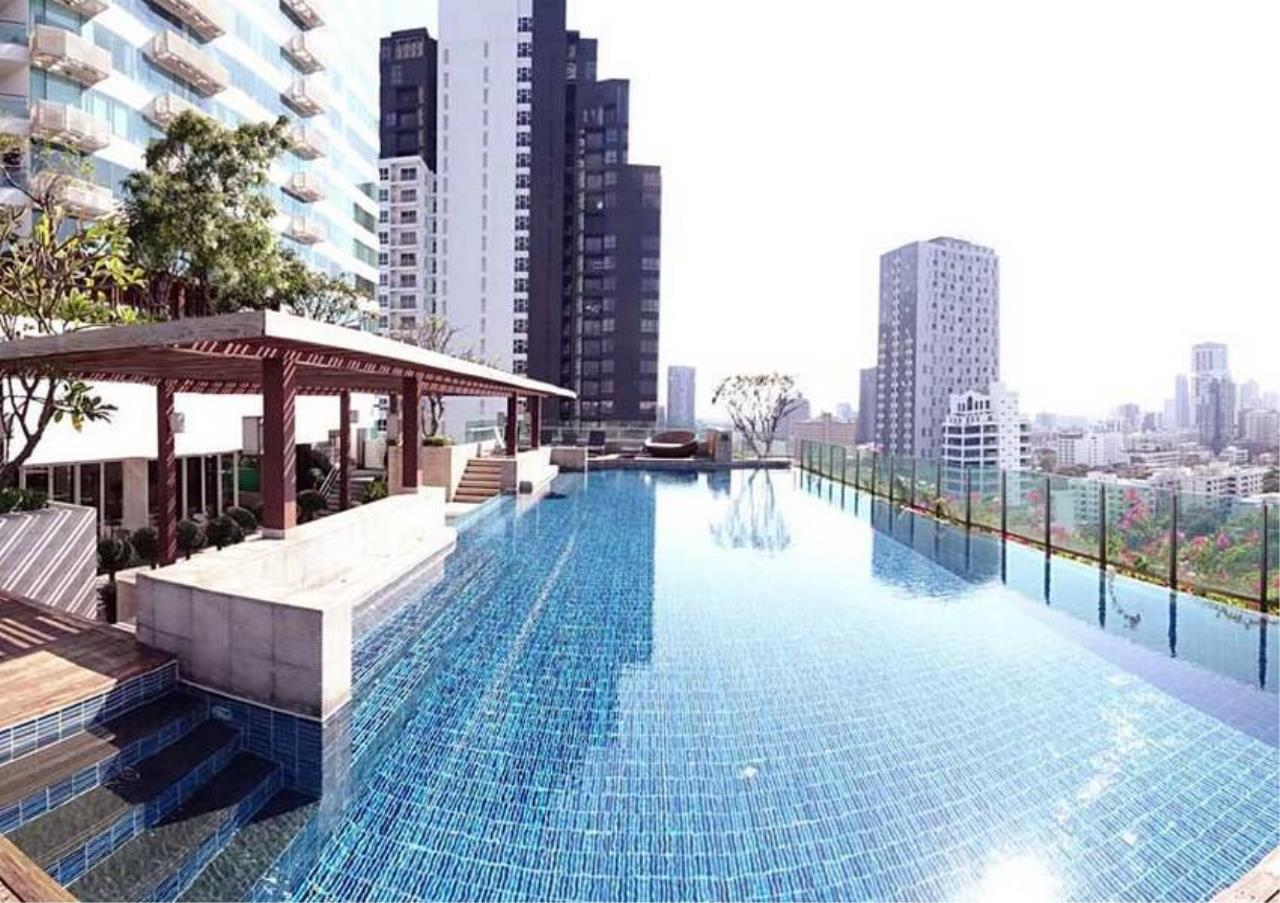 Bangkok Residential Agency's 1 Bed Condo For Rent in Thonglor BR2794CD 1