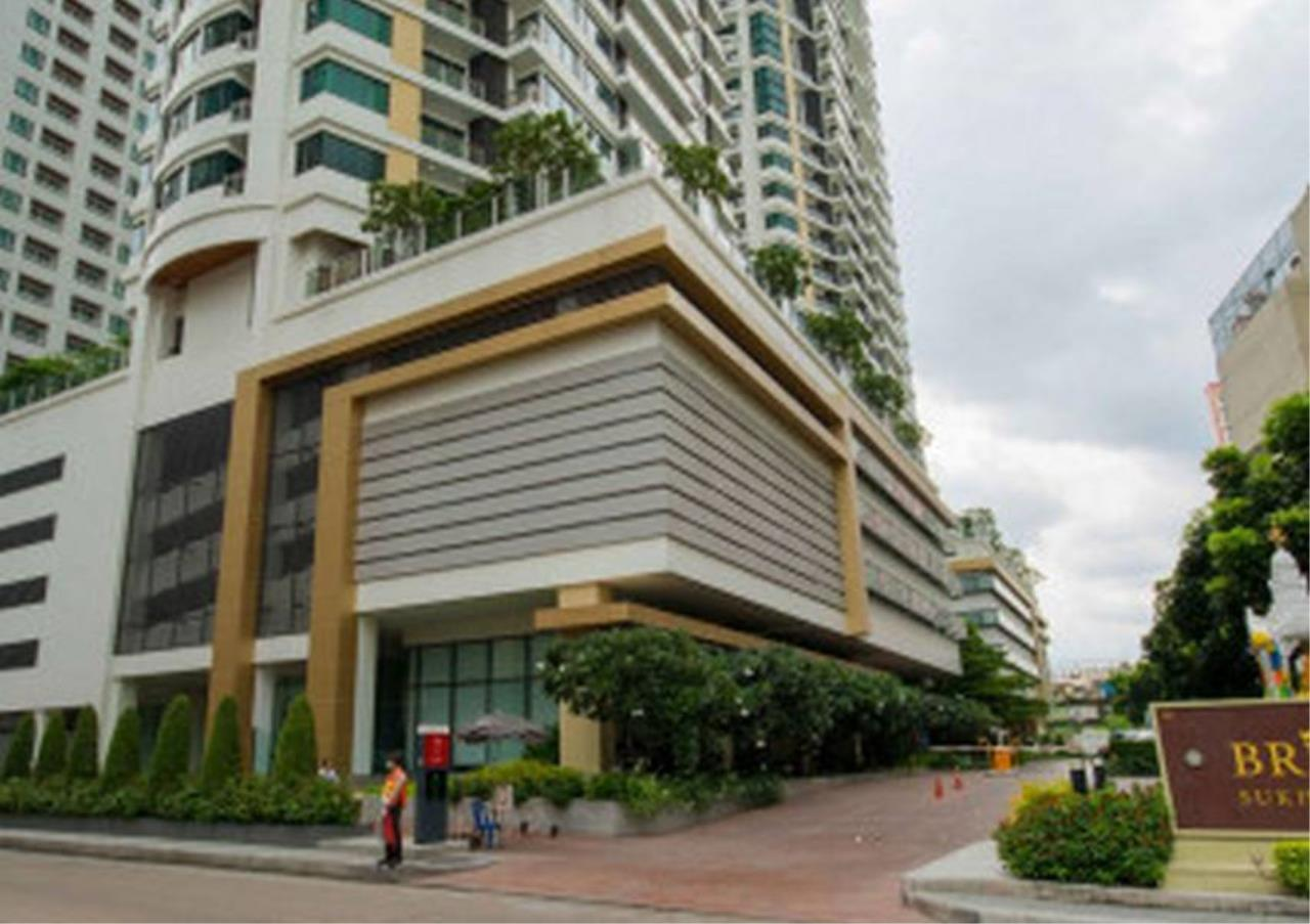 Bangkok Residential Agency's 2 Bed Condo For Rent in Phrom Phong BR2807CD 9