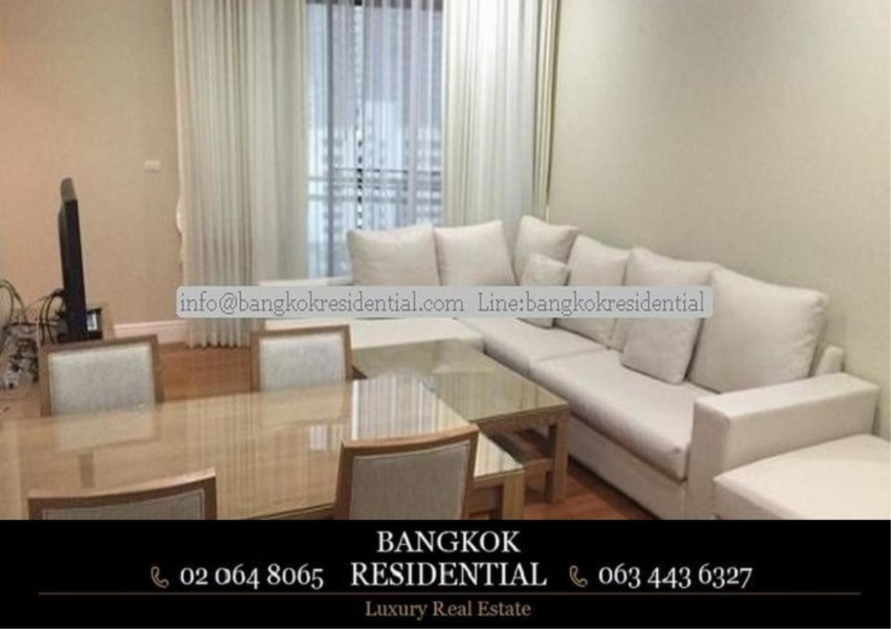 Bangkok Residential Agency's 2 Bed Condo For Rent in Phrom Phong BR2807CD 18