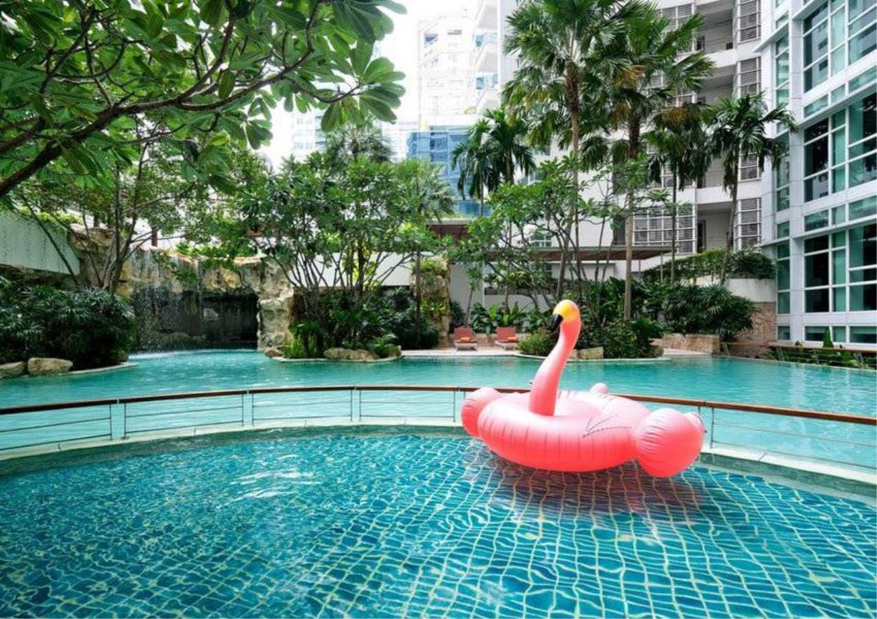 Bangkok Residential Agency's 1 Bed Condo For Rent in Ratchadamri BR2822CD 2