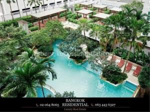 Bangkok Residential Agency's 1 Bed Condo For Rent in Ratchadamri BR2822CD 16