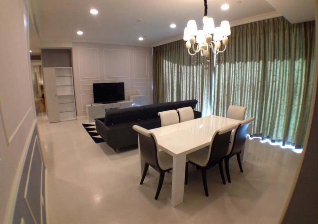 Bangkok Residential Agency's 3 Bed Condo For Rent in Asoke BR2828CD 1