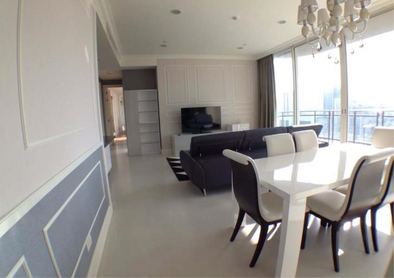 Bangkok Residential Agency's 3 Bed Condo For Rent in Asoke BR2828CD 4