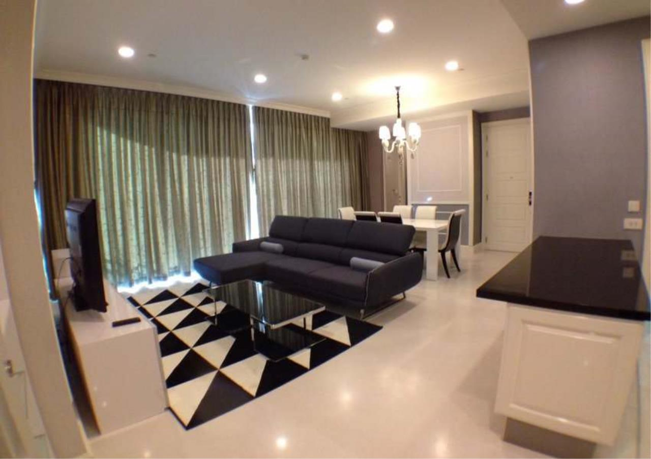 Bangkok Residential Agency's 3 Bed Condo For Rent in Asoke BR2828CD 8