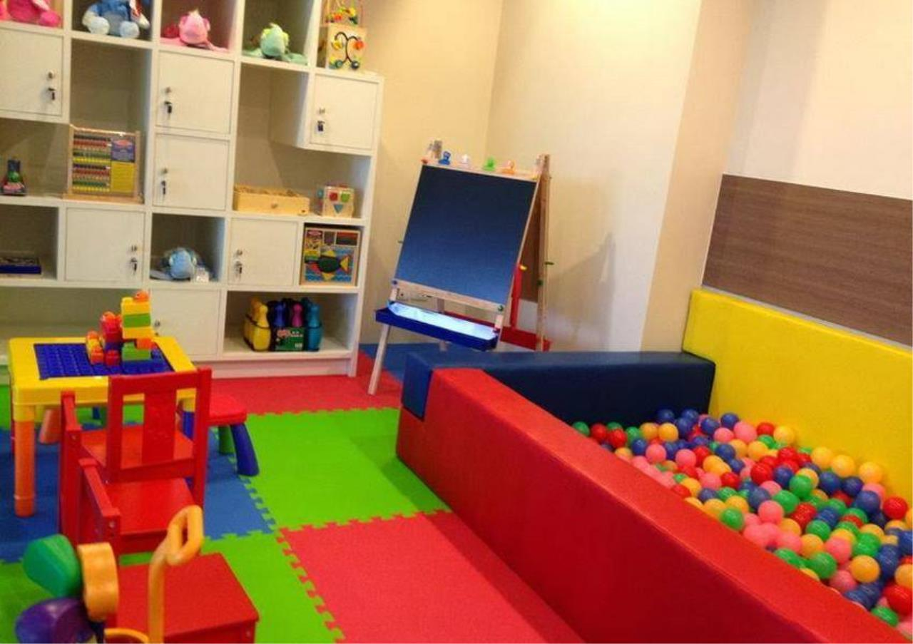 Bangkok Residential Agency's 1 Bed Condo For Rent in Phetchaburi BR2851CD 6