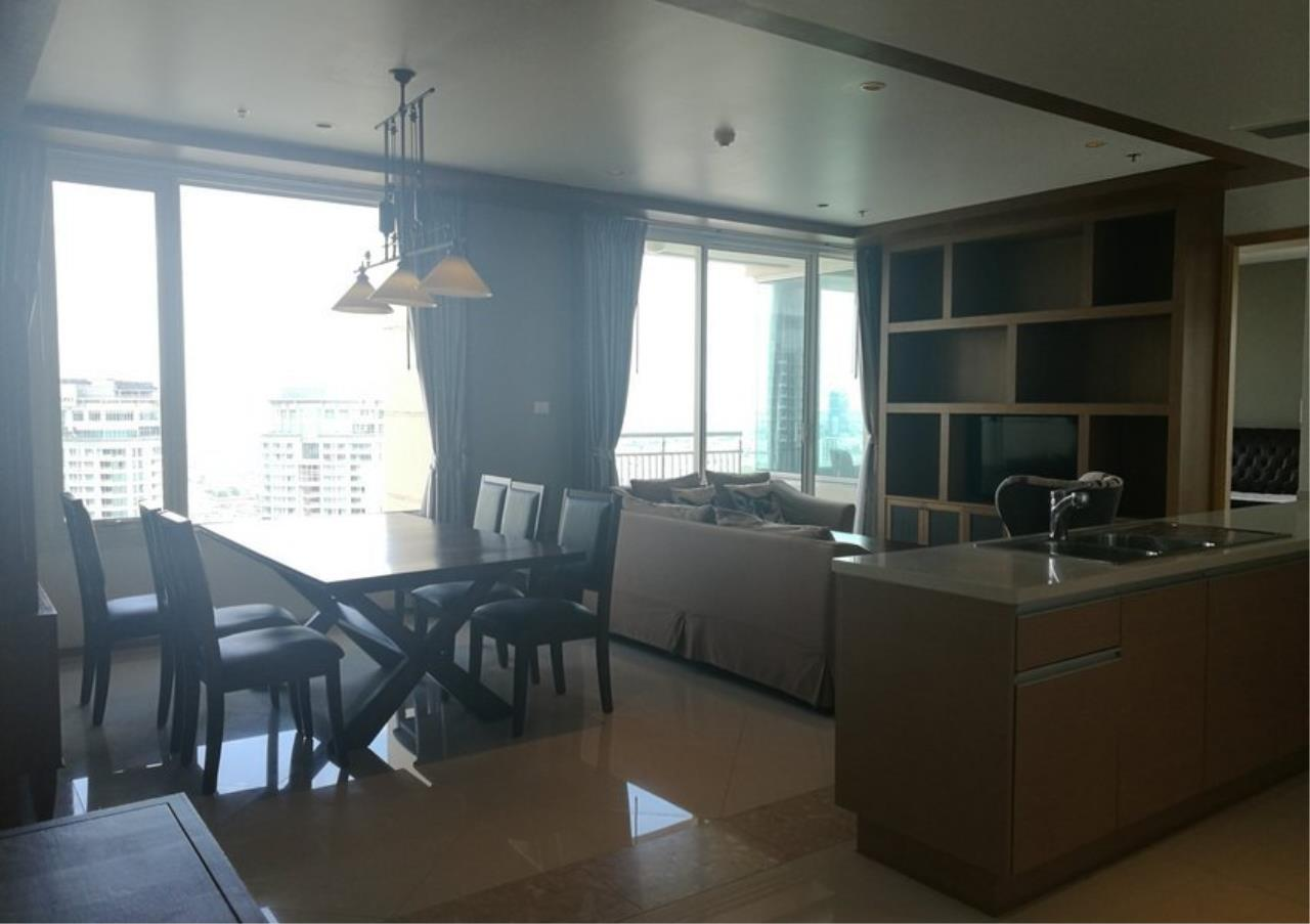 Bangkok Residential Agency's 3 Bed Condo For Rent in Sathorn BR2897CD 4