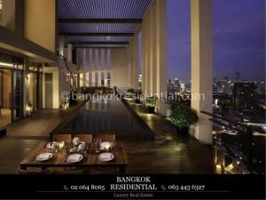 Bangkok Residential Agency's 3 Bed Condo For Rent in Sathorn BR2898CD 16