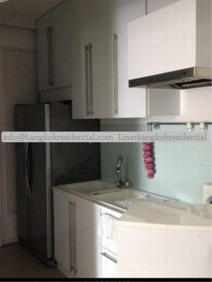 Bangkok Residential Agency's 2 Bed Condo For Rent in Asoke BR2993CD 48