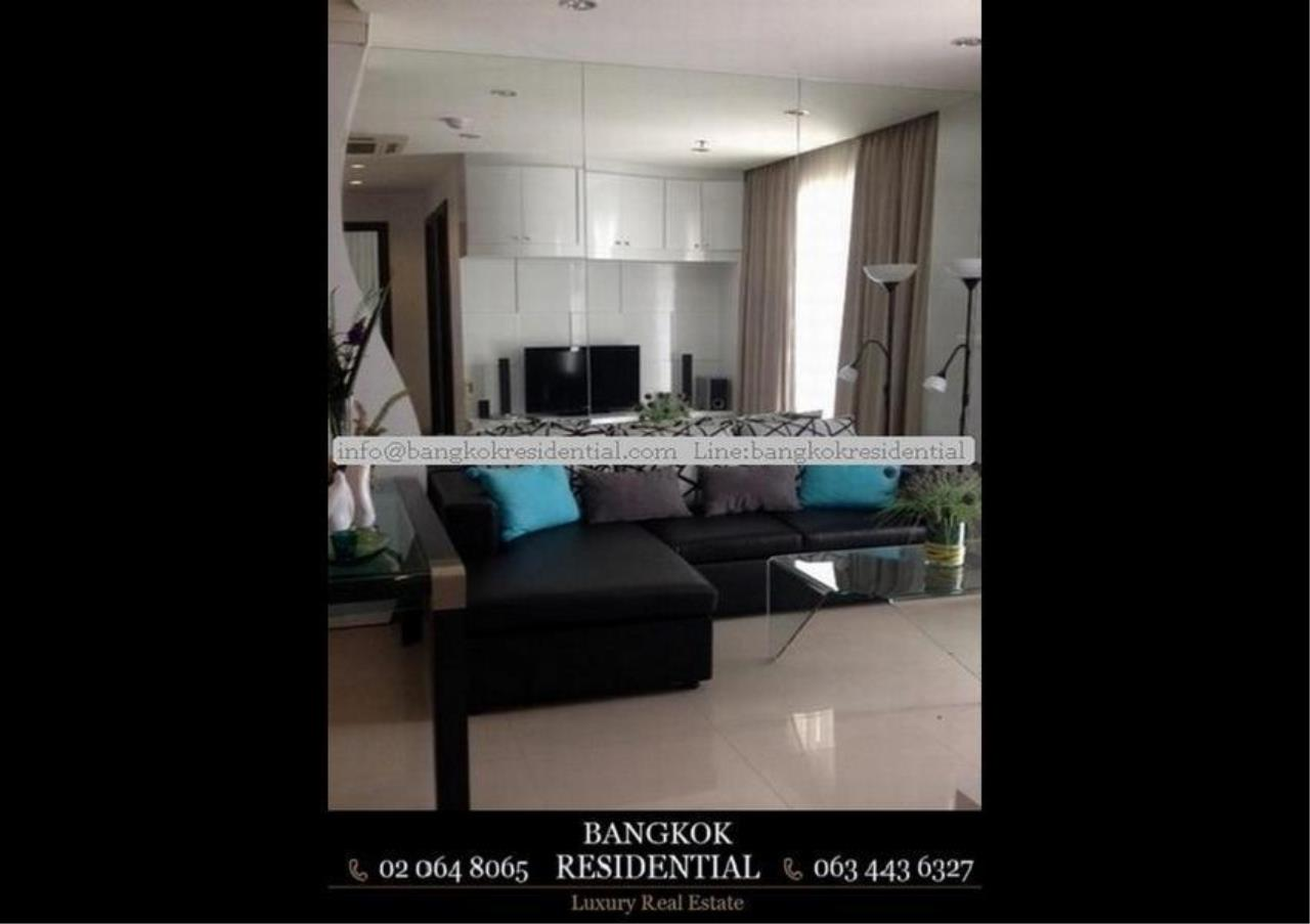 Bangkok Residential Agency's 2 Bed Condo For Rent in Asoke BR2993CD 10