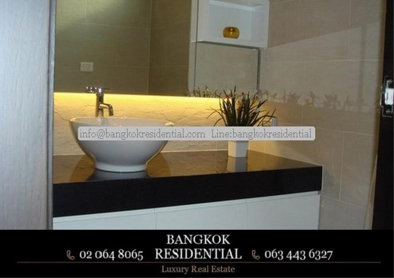 Bangkok Residential Agency's 2 Bed Condo For Rent in Asoke BR2993CD 25