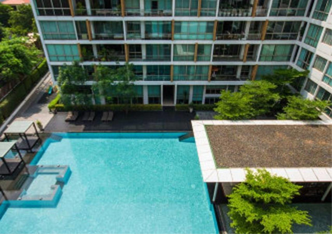 Bangkok Residential Agency's 2 Bed Condo For Rent in Phra Khanong BR3047CD 2