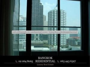 Bangkok Residential Agency's 2 Bed Condo For Rent in Nana BR3048CD 19