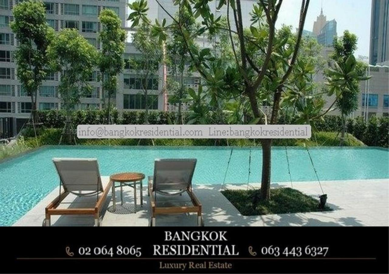 Bangkok Residential Agency's 2 Bed Condo For Rent in Nana BR3048CD 17