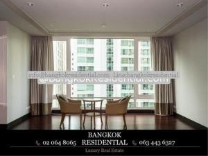Bangkok Residential Agency's 3 Bed Condo For Rent in Chidlom BR3049CD 60