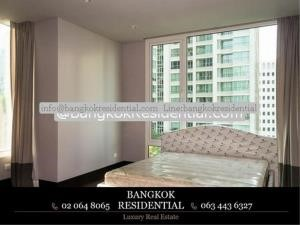 Bangkok Residential Agency's 3 Bed Condo For Rent in Chidlom BR3049CD 53