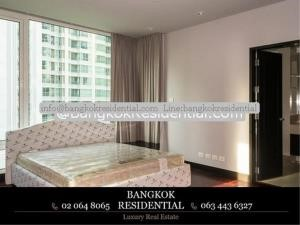 Bangkok Residential Agency's 3 Bed Condo For Rent in Chidlom BR3049CD 52