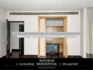 Bangkok Residential Agency's 3 Bed Condo For Rent in Chidlom BR3049CD 51