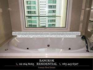Bangkok Residential Agency's 3 Bed Condo For Rent in Chidlom BR3049CD 50