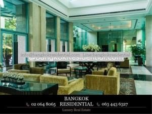 Bangkok Residential Agency's 3 Bed Condo For Rent in Chidlom BR3049CD 48