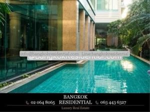 Bangkok Residential Agency's 3 Bed Condo For Rent in Chidlom BR3049CD 47