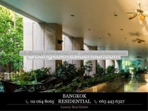 Bangkok Residential Agency's 3 Bed Condo For Rent in Chidlom BR3049CD 46