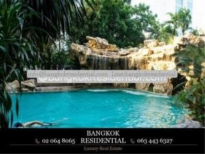Bangkok Residential Agency's 3 Bed Condo For Rent in Chidlom BR3049CD 45