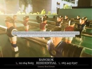 Bangkok Residential Agency's 3 Bed Condo For Rent in Chidlom BR3049CD 42