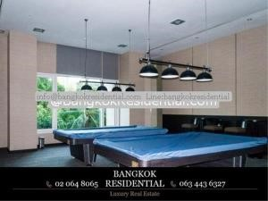 Bangkok Residential Agency's 3 Bed Condo For Rent in Chidlom BR3049CD 41