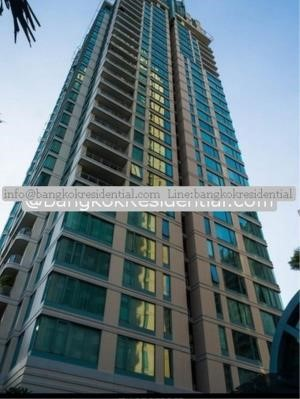 Bangkok Residential Agency's 3 Bed Condo For Rent in Chidlom BR3049CD 38