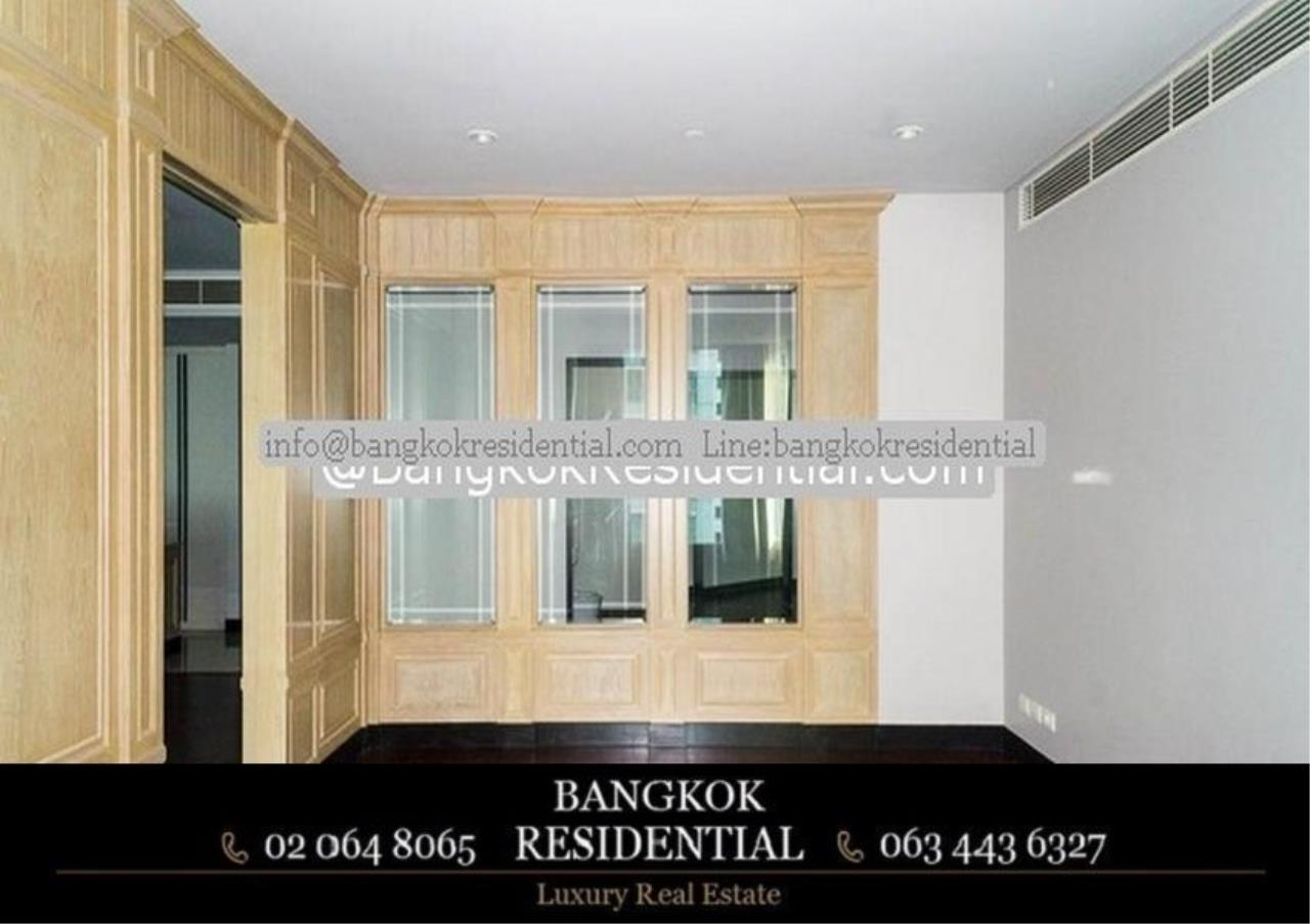 Bangkok Residential Agency's 3 Bed Condo For Rent in Chidlom BR3049CD 13