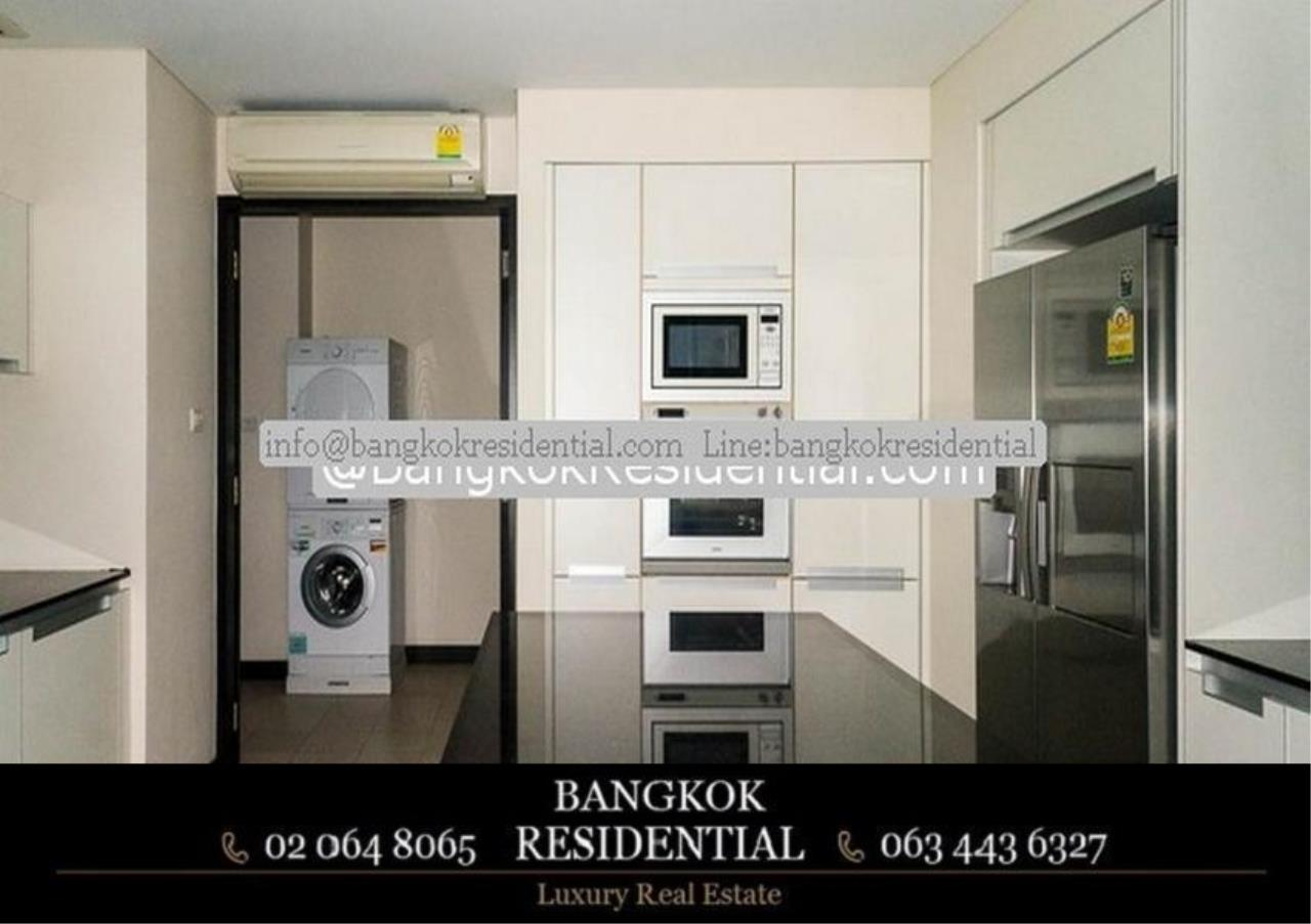 Bangkok Residential Agency's 3 Bed Condo For Rent in Chidlom BR3049CD 15