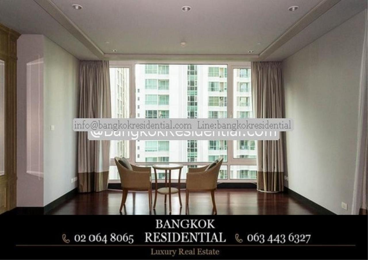 Bangkok Residential Agency's 3 Bed Condo For Rent in Chidlom BR3049CD 17