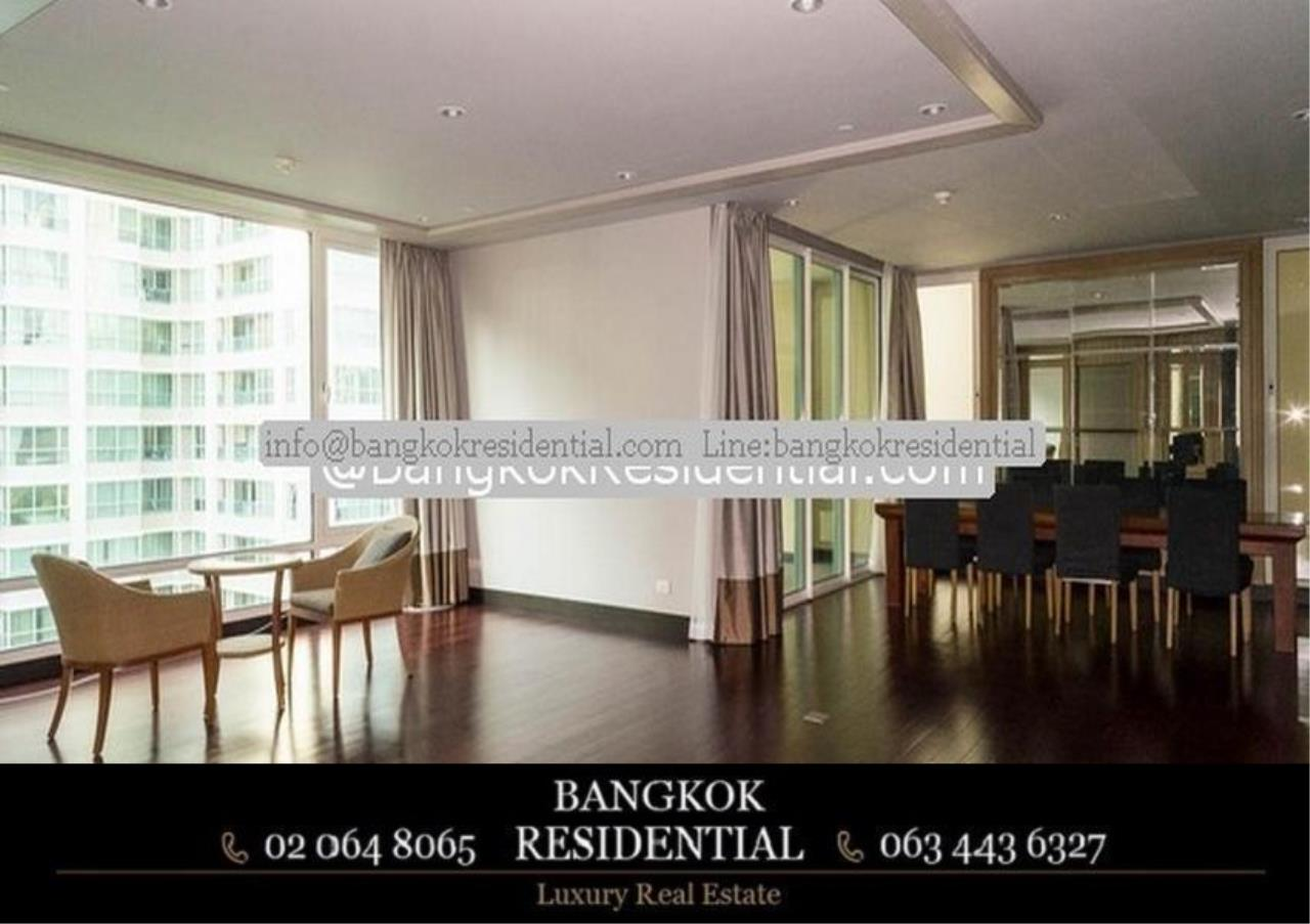 Bangkok Residential Agency's 3 Bed Condo For Rent in Chidlom BR3049CD 18