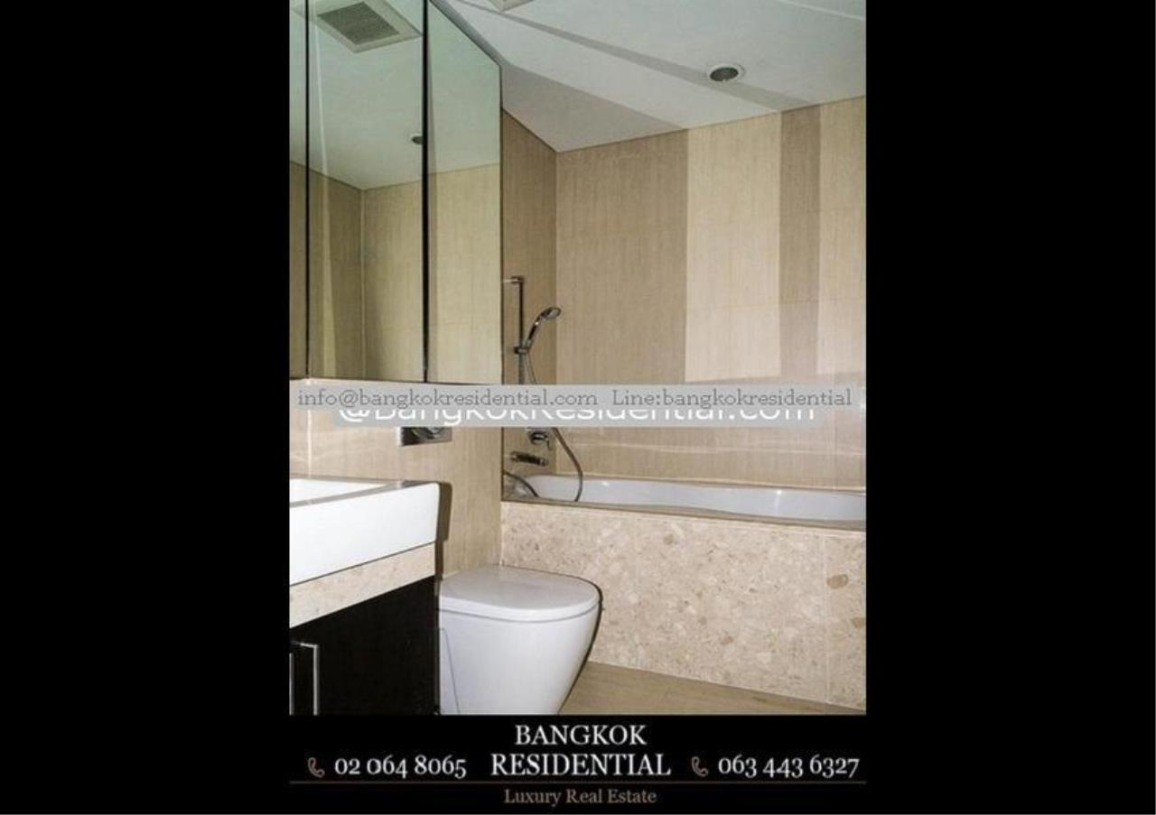 Bangkok Residential Agency's 3 Bed Condo For Rent in Chidlom BR3049CD 21