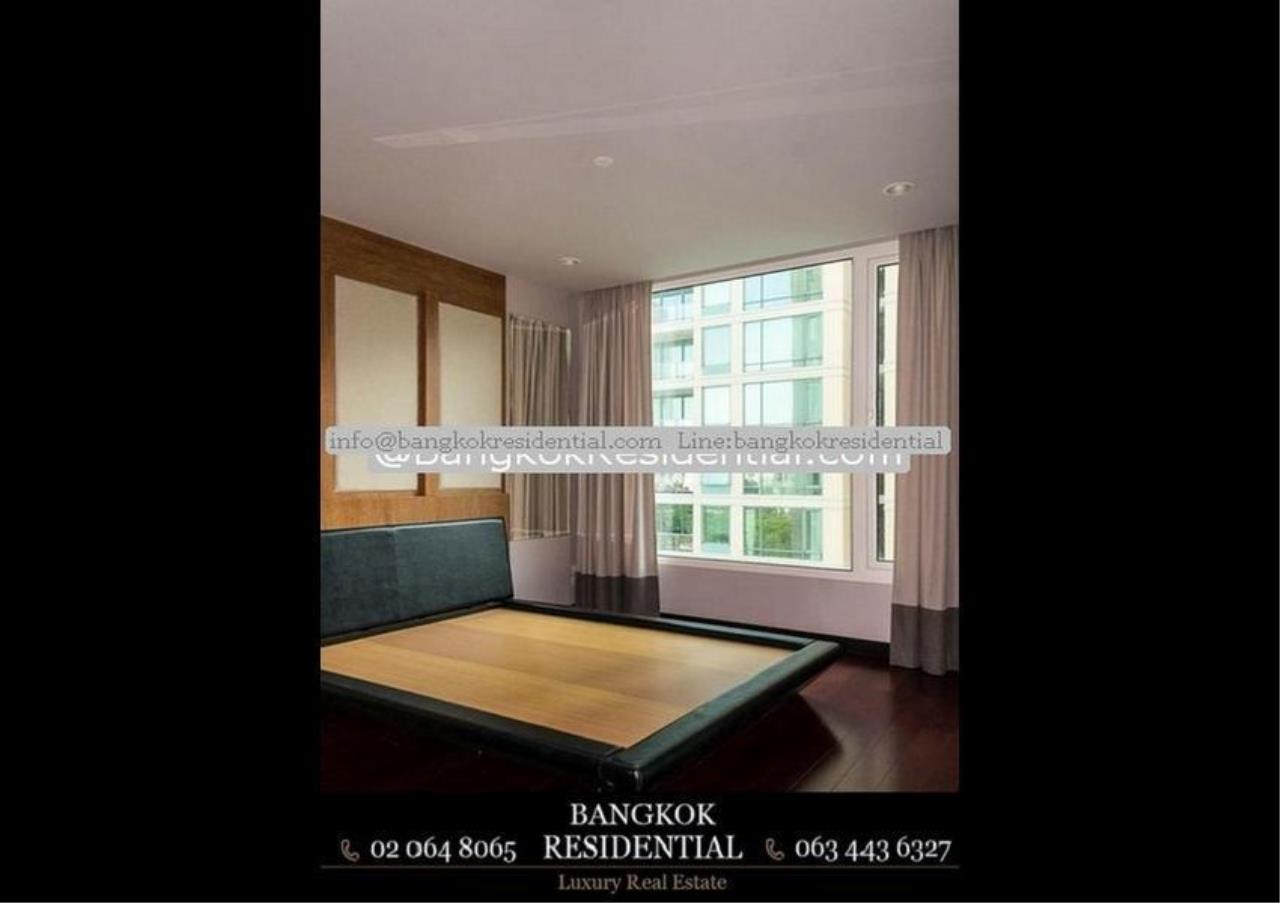 Bangkok Residential Agency's 3 Bed Condo For Rent in Chidlom BR3049CD 22