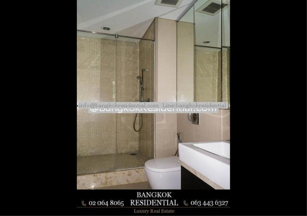 Bangkok Residential Agency's 3 Bed Condo For Rent in Chidlom BR3049CD 23