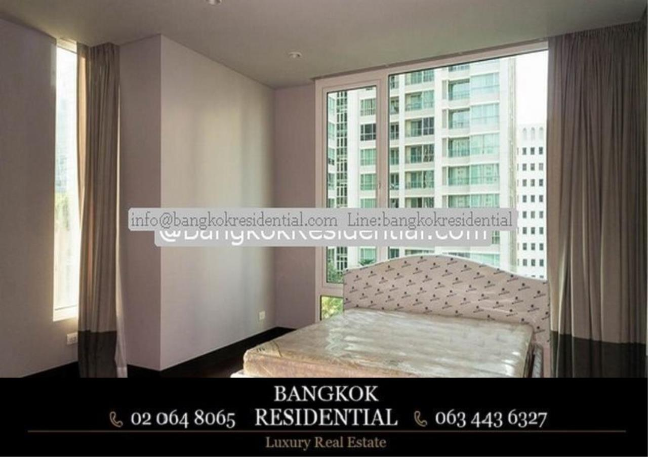 Bangkok Residential Agency's 3 Bed Condo For Rent in Chidlom BR3049CD 24