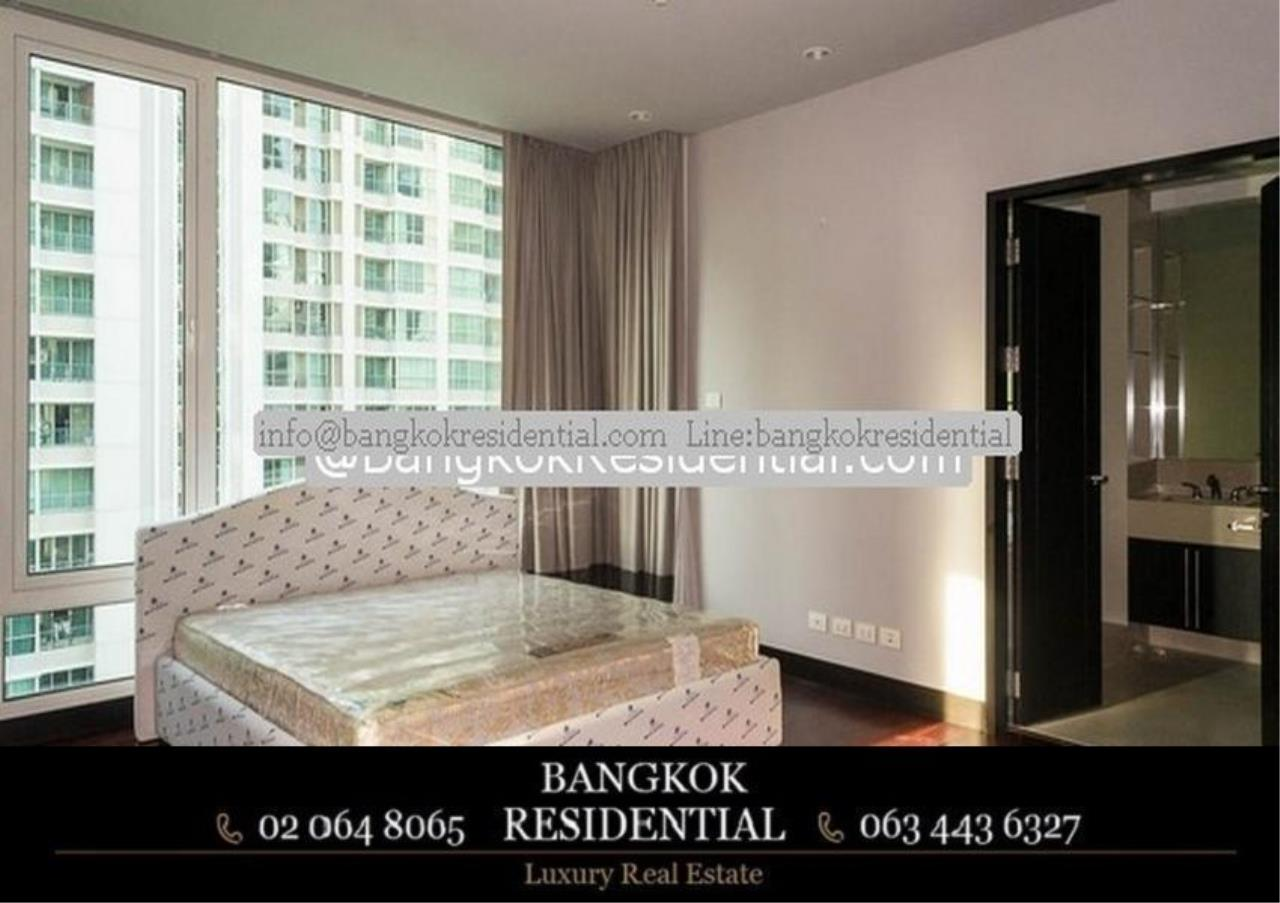 Bangkok Residential Agency's 3 Bed Condo For Rent in Chidlom BR3049CD 25