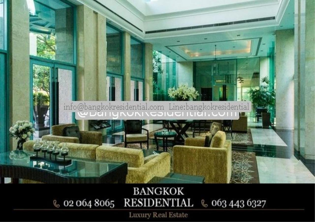 Bangkok Residential Agency's 3 Bed Condo For Rent in Chidlom BR3049CD 27
