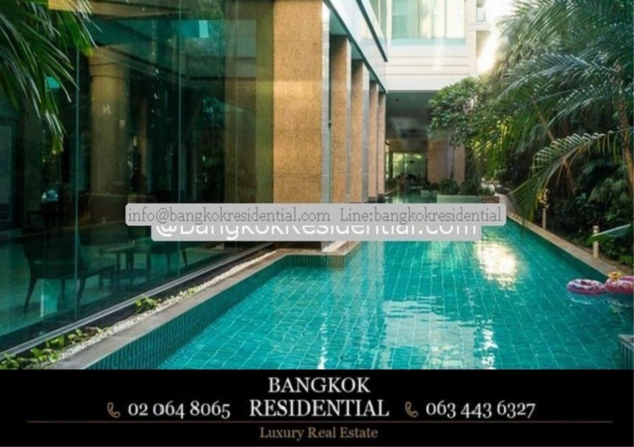 Bangkok Residential Agency's 3 Bed Condo For Rent in Chidlom BR3049CD 28