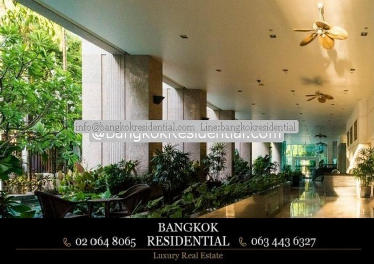Bangkok Residential Agency's 3 Bed Condo For Rent in Chidlom BR3049CD 29