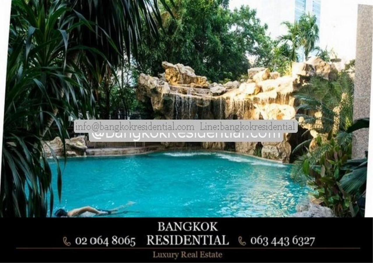 Bangkok Residential Agency's 3 Bed Condo For Rent in Chidlom BR3049CD 30