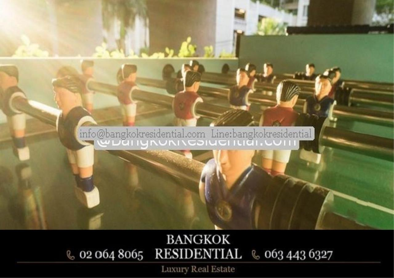 Bangkok Residential Agency's 3 Bed Condo For Rent in Chidlom BR3049CD 33
